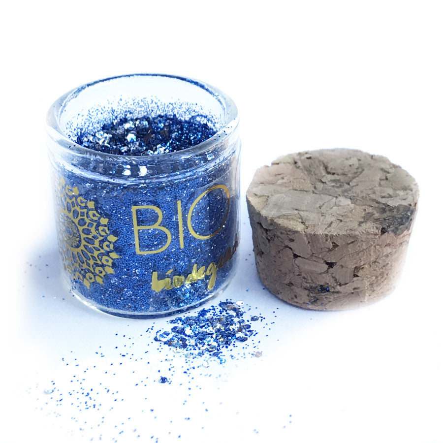 All NEW BIO GLO® - Biodegradable Glitter - Royal Rager
