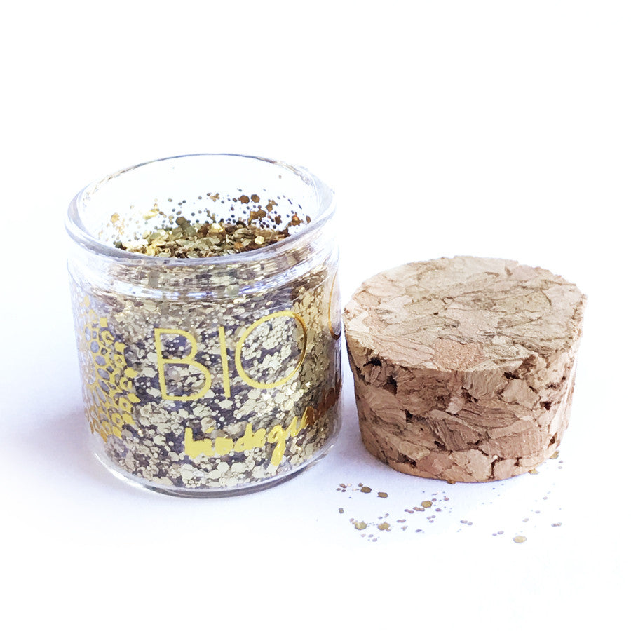 All NEW BIO GLO® - Biodegradable Glitter - Gimme GOLD