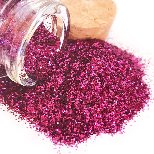 ALL NEW BIO GLO® - Biodegradable Glitter - Fuchsia Fusion