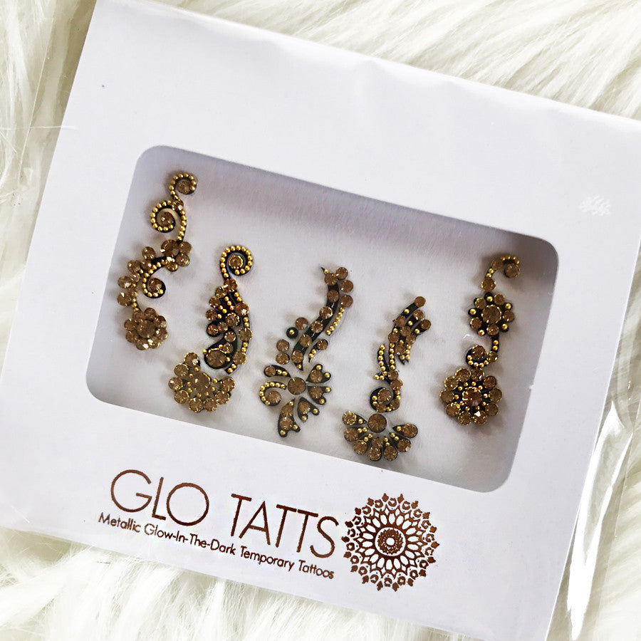 GLO Bindi - Pattra - GLO TATTS  - 5