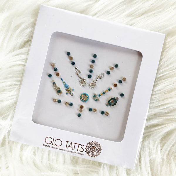 GLO Bindi Blue Baby - GLO TATTS  - 1