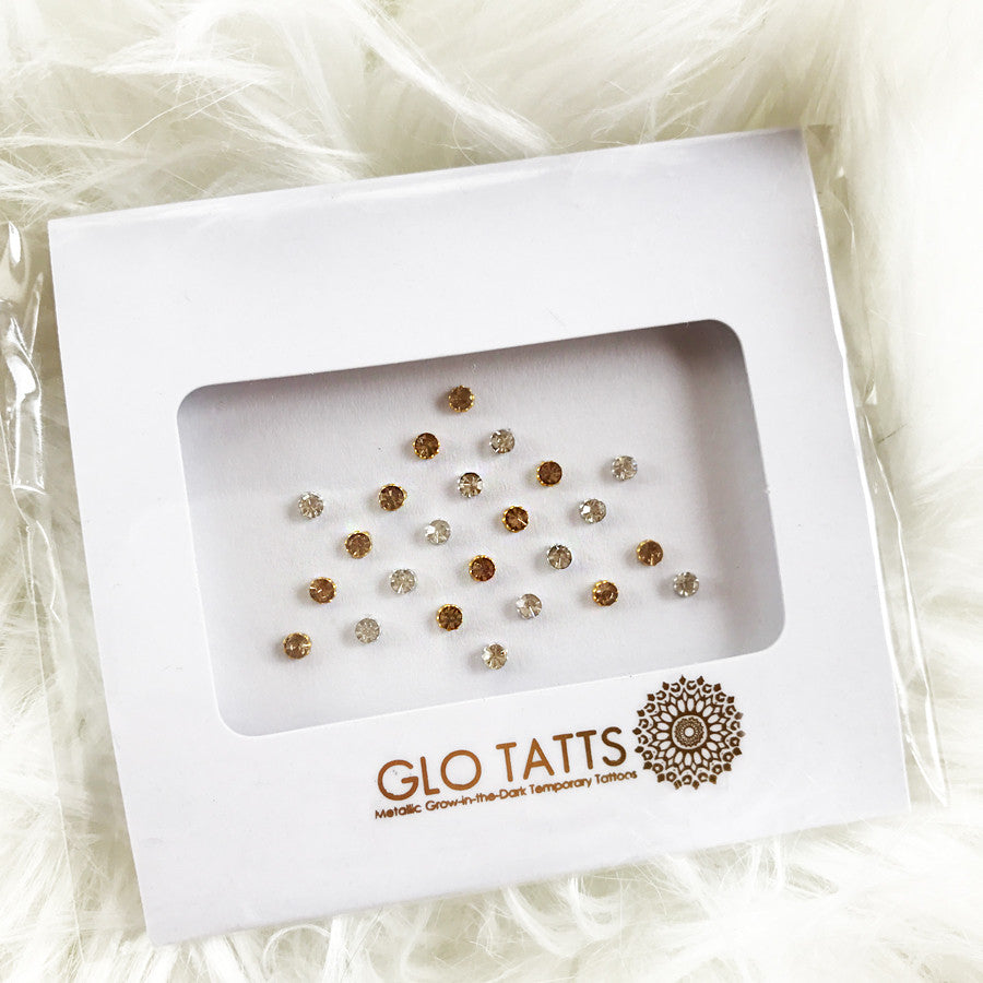 GLO Bindi Dots - Tikka - GLO TATTS  - 1