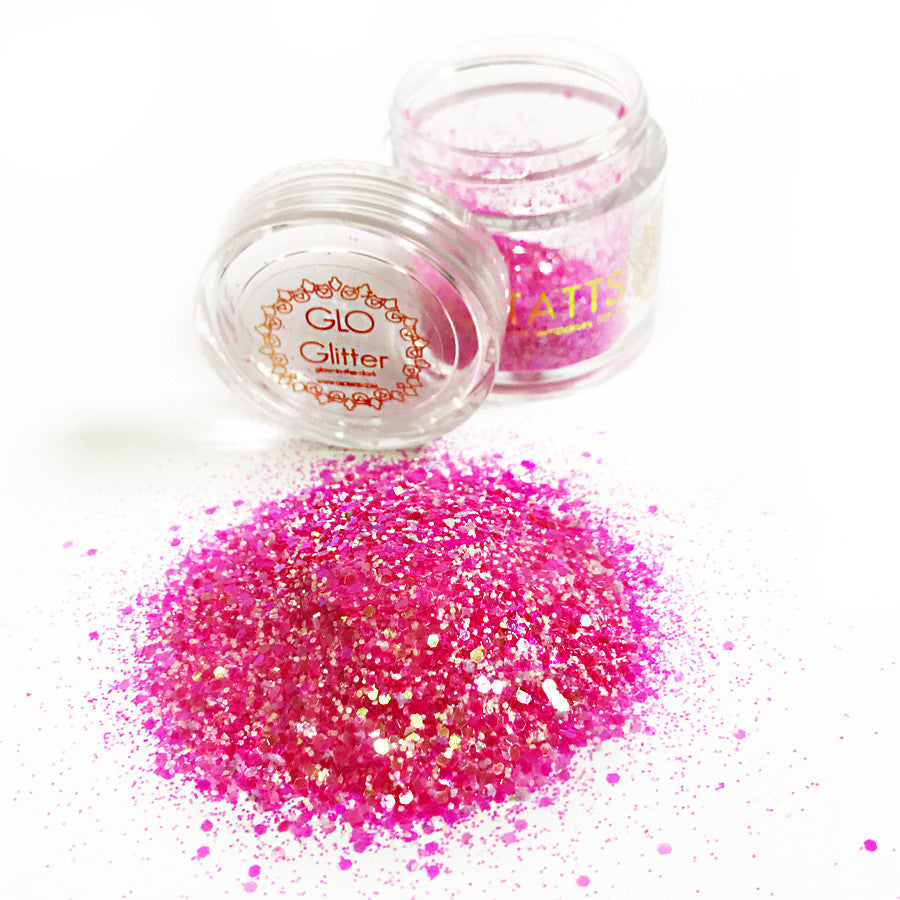 Sparkle more! ADD EXTRA Glitter Tub $12.95 with any glitter purchase - GLO TATTS  - 6