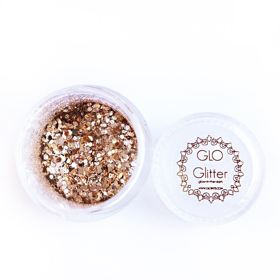 Sparkle more! ADD EXTRA Glitter Tub $12.95 with any glitter purchase - GLO TATTS  - 5