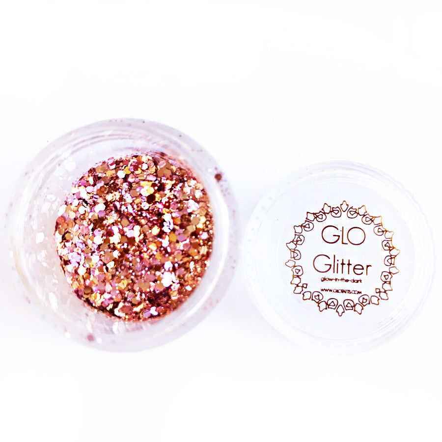 Sparkle more! ADD EXTRA Glitter Tub $12.95 with any glitter purchase - GLO TATTS  - 9