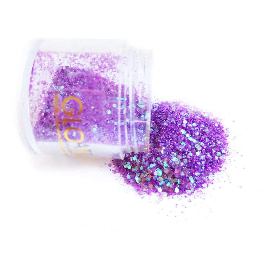 Glow in the Dark Glitter - Purple Haze - GLO TATTS  - 4