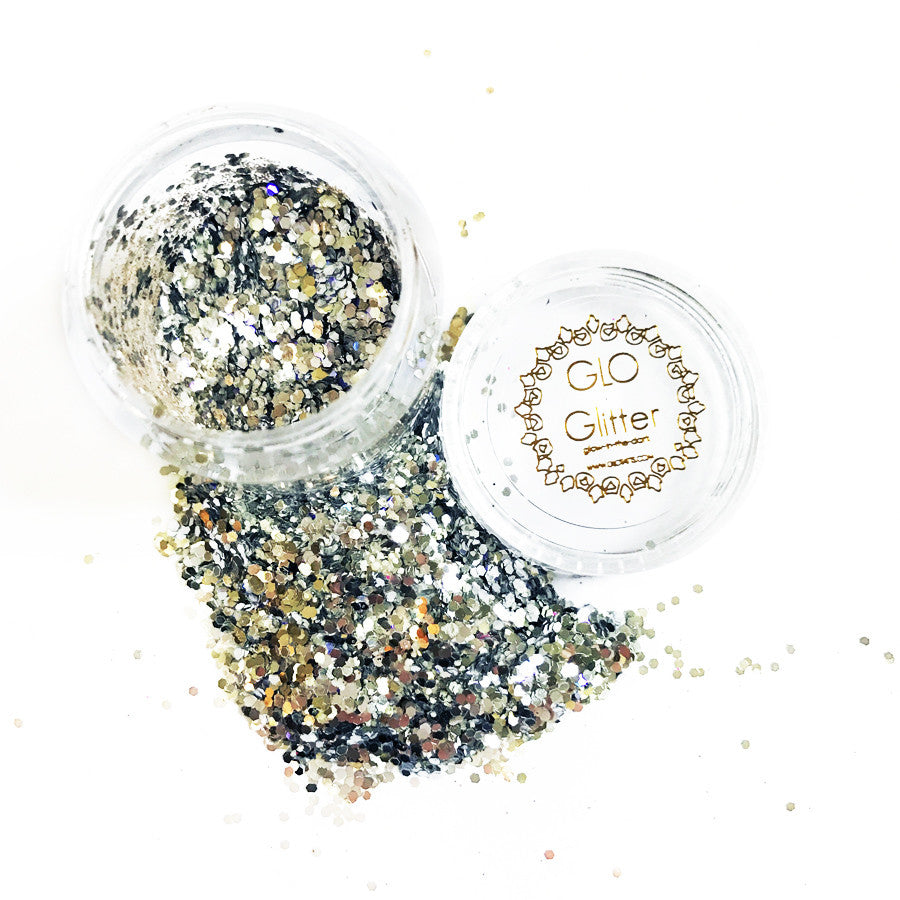 Sparkle more! ADD EXTRA Glitter Tub $12.95 with any glitter purchase - GLO TATTS  - 2