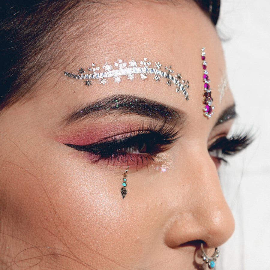 GLO Bindi - Prem प्रेम Crystal - GLO TATTS  - 4