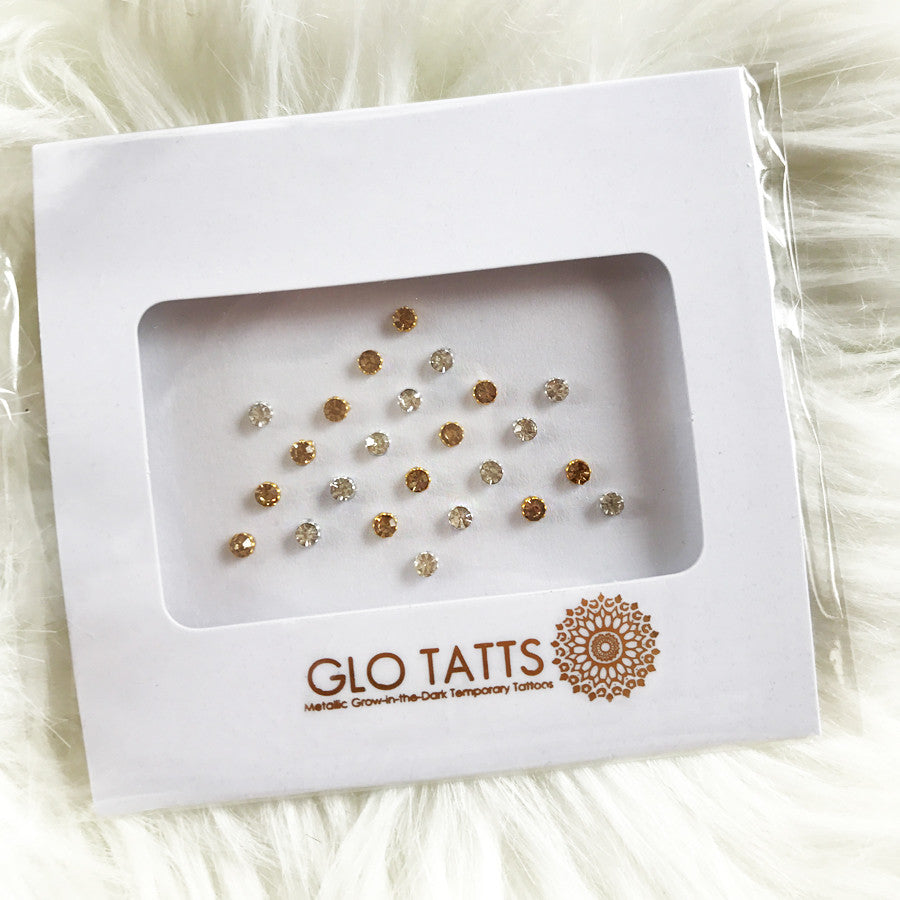 GLO Bindi Dots - Tikka - GLO TATTS  - 6