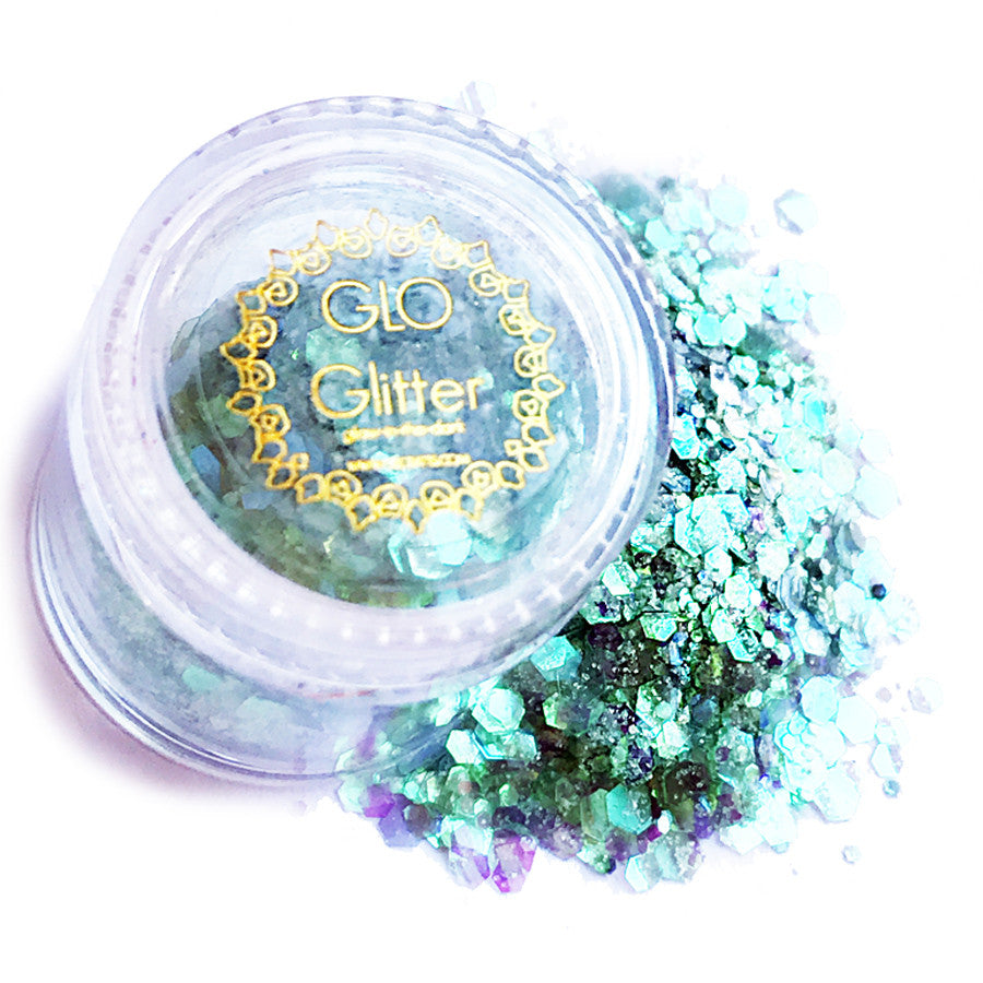 Glow in the Dark Glitter - Siren Scale