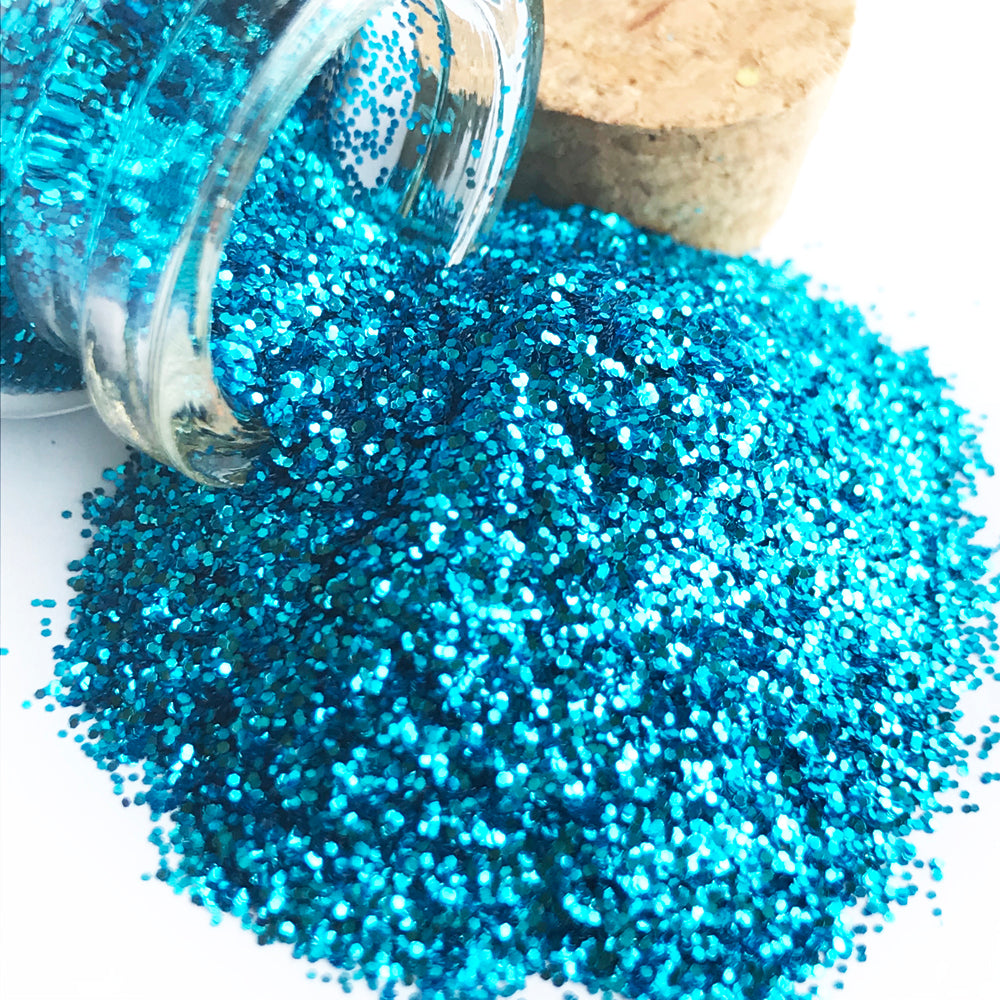 BIO GLO® - Biodegradable Glitter - Serene Sea Blue