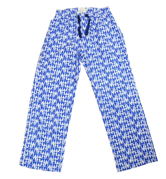 Blue Triangle Lounge Pants