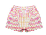 Ice Cream Print Cotton Boxers
