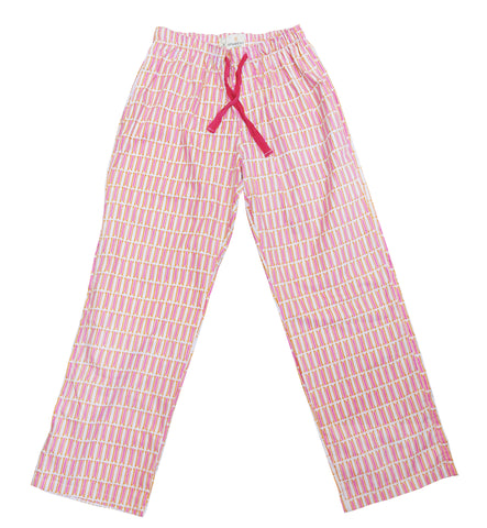 Ice Cream Print Cotton Lounge Pants
