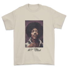 Load image into Gallery viewer, 27 Club - Jimi Hendrix T-Shirt
