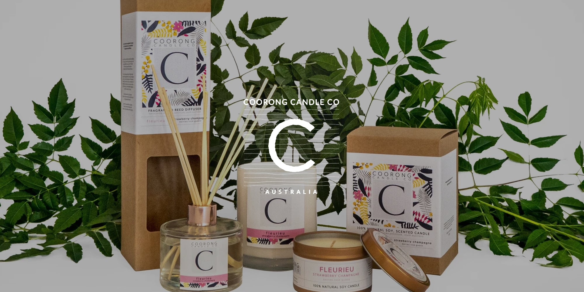 Coorong Candles Co.