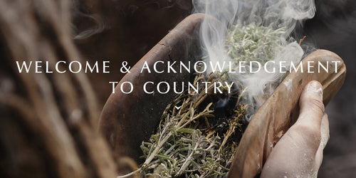 Welcome & Acknowledgement to Country