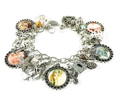 Little Mermaid charm bracelet