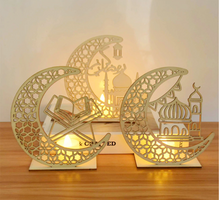 Load image into Gallery viewer, Blessed Ramadan Table Decor