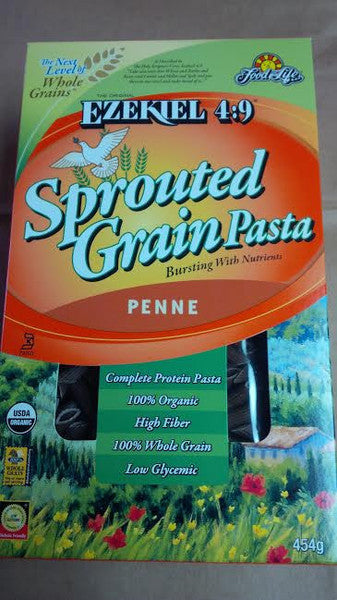 Organic Sprouted Grain Penne