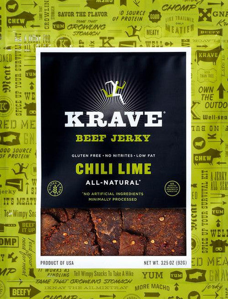 Beef Jerky - Chili Lime