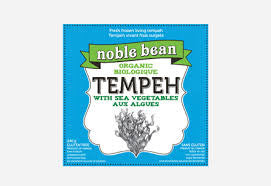 Organic Sea Vegetable Tempeh