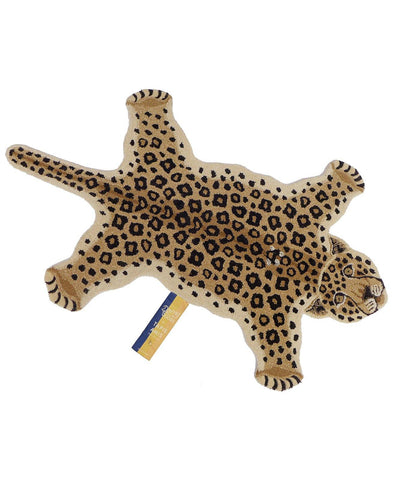 DOING GOODS - Teppich ' Loony Leopard Large ' - - Das Berlinerzimmer