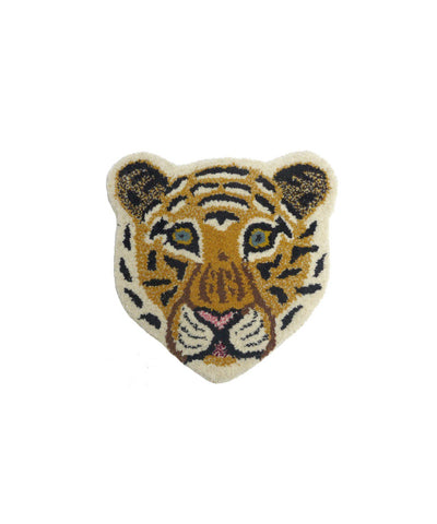 DOING GOODS - Teppich ' Cloudy Tiger Head ' -