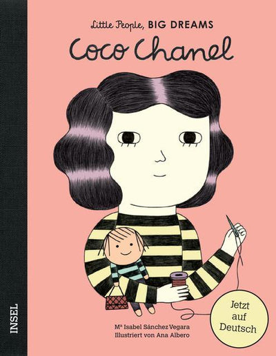 LITTLE PEOPLE BIG DREAMS - Coco Chanel - - Das Berlinerzimmer
