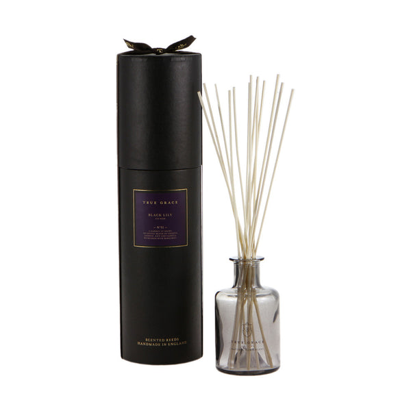 DIFFUSER - TRUE GRACE 'BLACK LILY' -