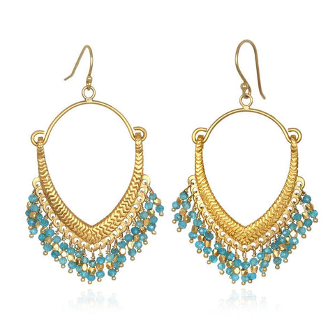 SATYA - Clarity of Insight Earrings -