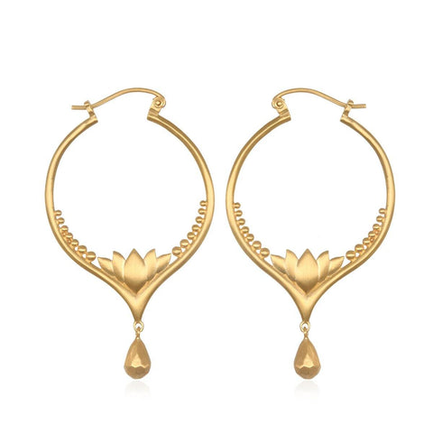 SATYA - Brilliant Beginnings Earrings -