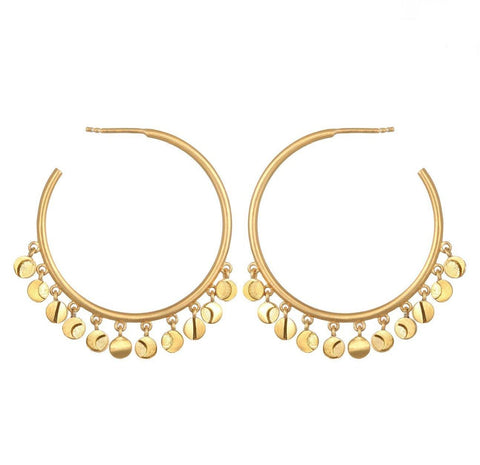 SATYA - Growth in Grace Earrings -