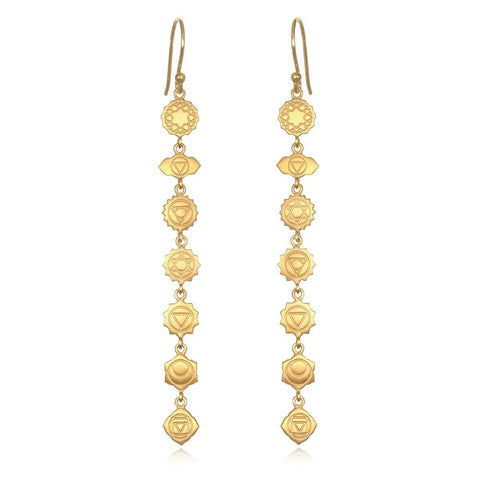 SATYA - Aligned in Harmony Earrings -