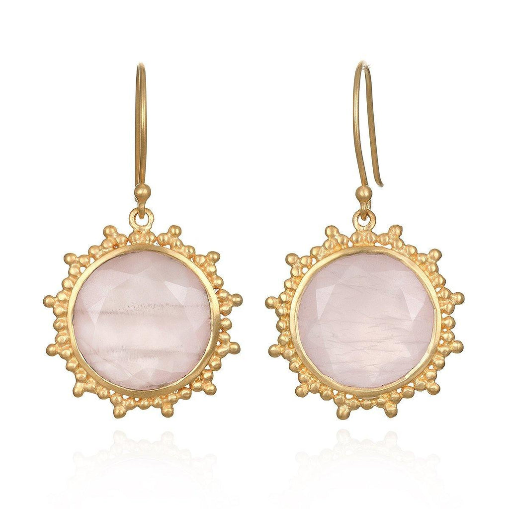 SATYA - Open Hearted Earrings -