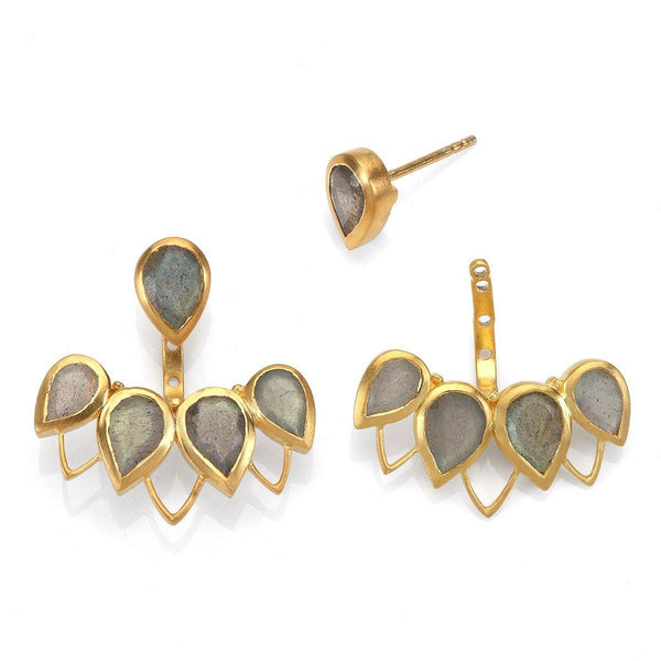 SATYA - Power of Perseverance Earrings -