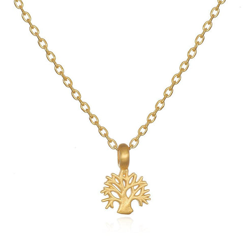 SATYA - Tree of Life Necklace -