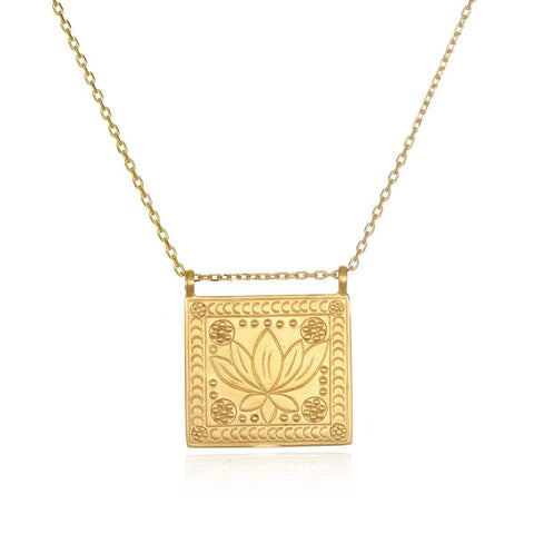 SATYA - Sacred Commencement Necklace -