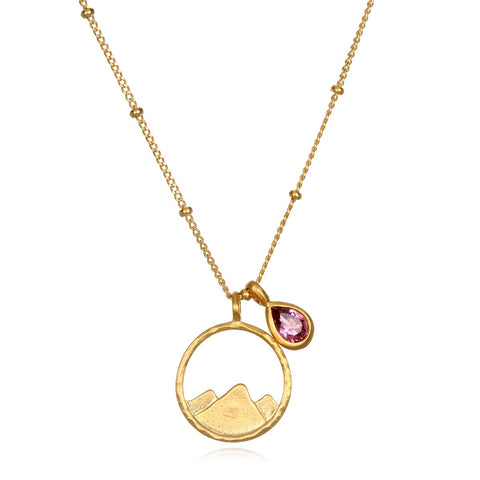 SATYA - Eternal Growth Necklace -