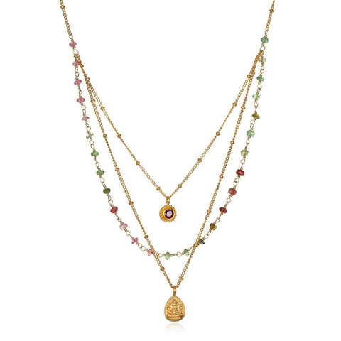 SATYA - Abundant Integrity Necklace -
