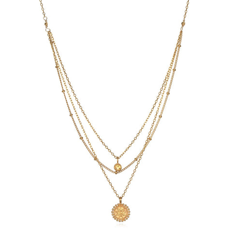 SATYA - Radiant Soul Necklace -