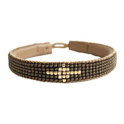 IBU JEWELS - Armband ' Diamond Bronze ' - - Das Berlinerzimmer