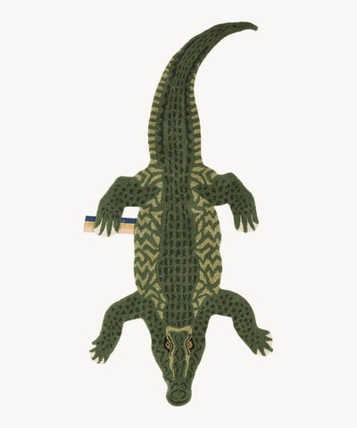 DOING GOODS - Teppich ' CROCO LARGE ' - - Das Berlinerzimmer
