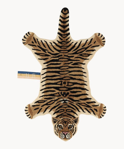 DOING GOODS - Teppich ' Drowsy Tiger Rug Large ' - - Das Berlinerzimmer