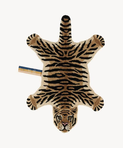 DOING GOODS - Teppich ' DROWSY TIGER SMALL ' - - Das Berlinerzimmer
