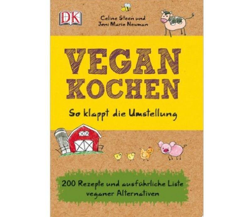 DORLING KINDERSLEY - Vegan kochen -