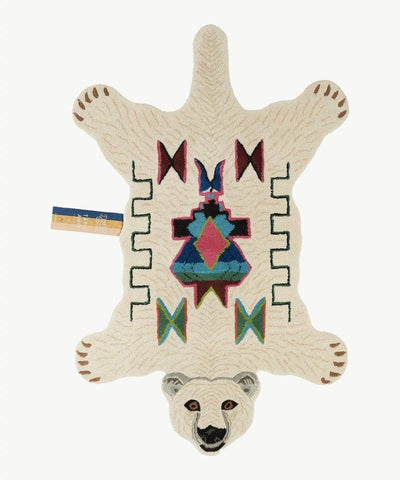 DOING GOODS - Teppich ' POLAR BEAR LARGE ' -