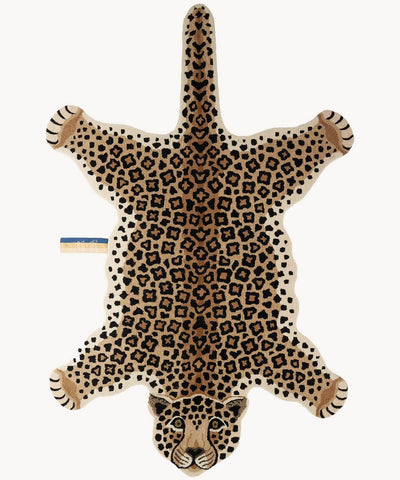 DOING GOODS - Teppich ' Loon Leopard XL ' -
