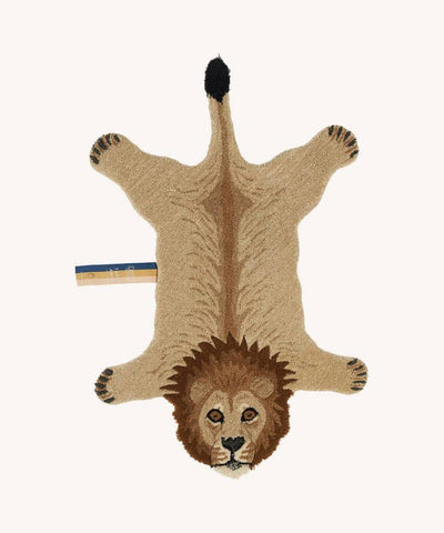 DOING GOODS - Teppich ' Moody Lion Rug Small ' -