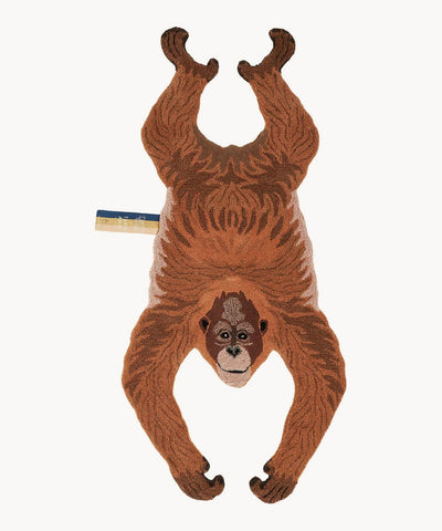 DOING GOODS - Teppich ' Oddly Orang Utan Rug Large '